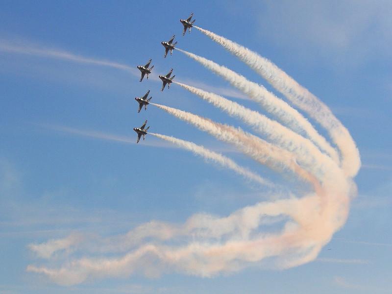 IMG_7010 USAF Thunderbirds, Nellis AFB