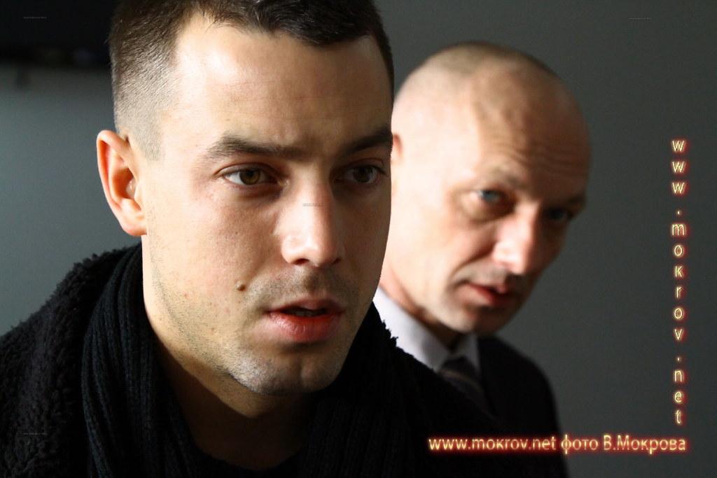 Телесериал «Карпов. Сезон третий» и фоторепортажи