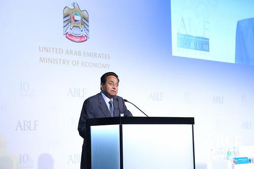 ABLForum 2017 – Closing Notes: H.E. Kamal Nath, Member of Parliament, India, delivers the Closing Notes at the ABLForum 2017