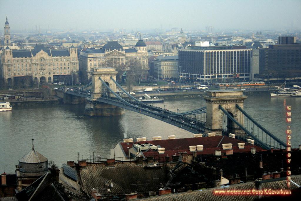 прогулки туристов Столица Венгрии - Будапешт.
