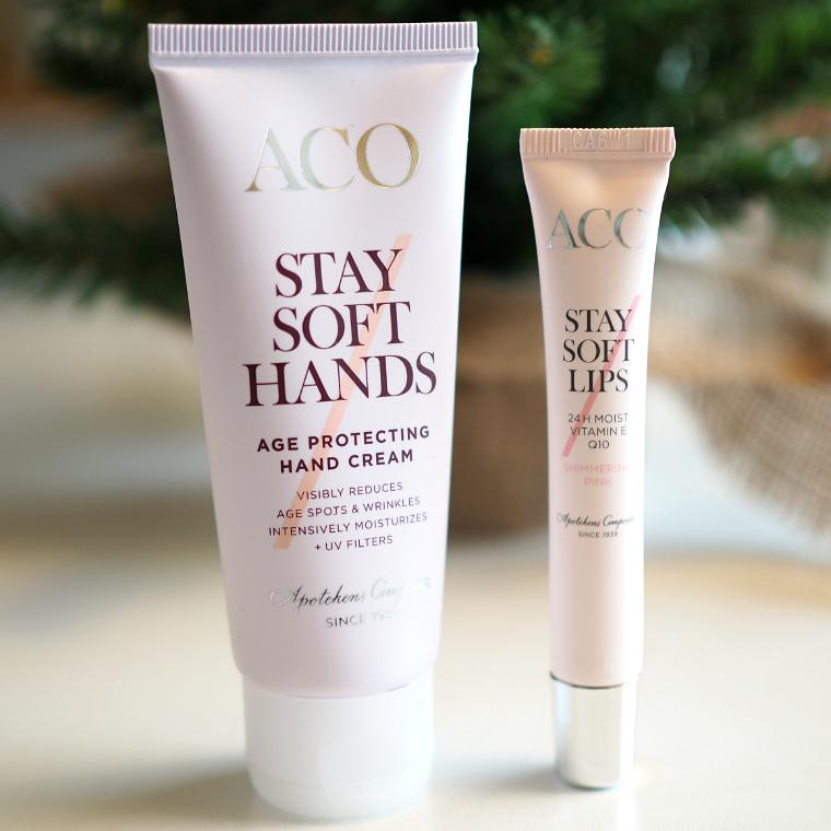 Aco Stay Soft ihonhoito