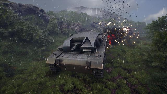 Projet 1942 - Tank B