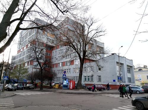 Репліка Хомку: «Ця будівля маєхарактер. Брутальний»