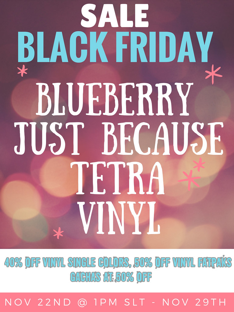 Vinyl Black Friday Sale - TeleportHub.com Live!