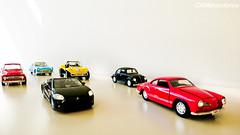 Coleção de carros