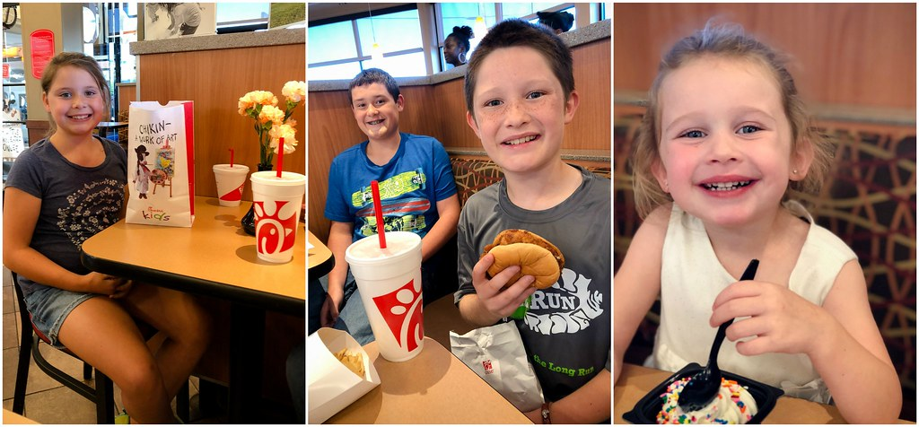 chick-fil-a night