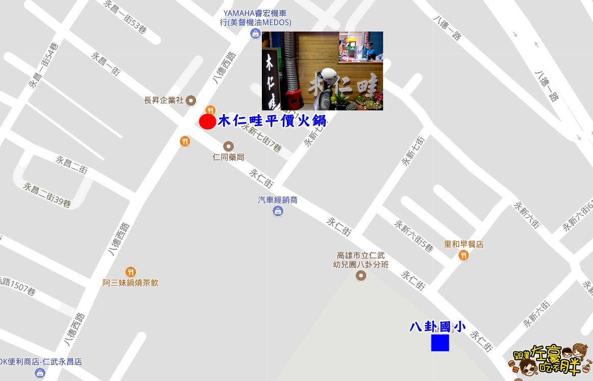 木仁畦地圖-2