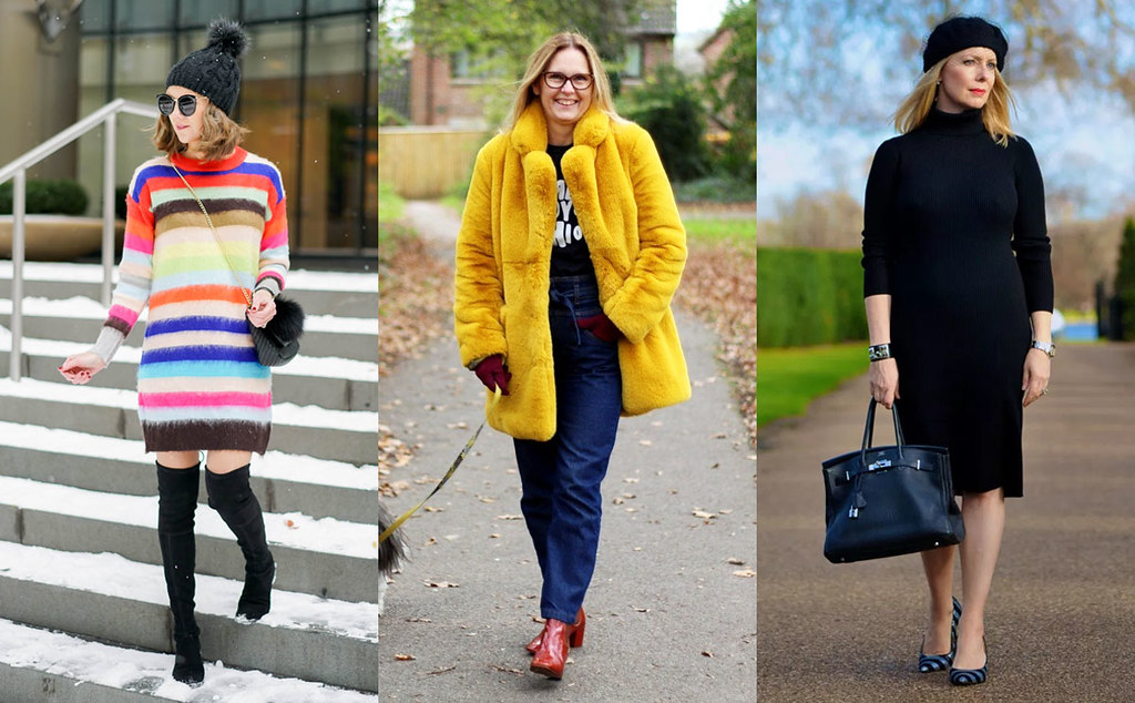 Fashion bloggers who believe in #iwillwearwhatilike