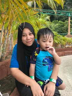 Family Day @ Lost World of Tambun, Ipoh