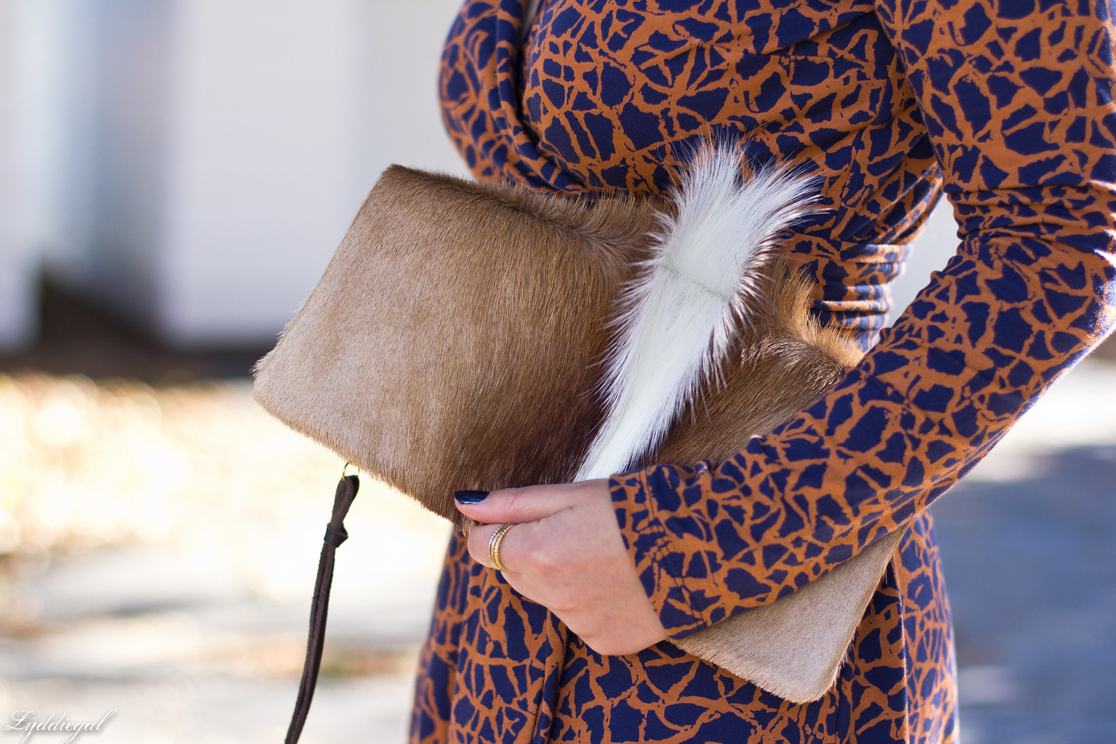 printed wrap dress, springbok clutch, thanksgiving outfit-17.jpg