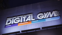Digital Gym Sign