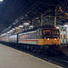 47509 'Albion' 5H19 ecs to Longsight, Preston 23.02.1987