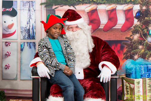 Santa at Teecs-34