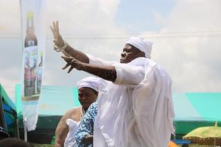 Millet Festival Blessing