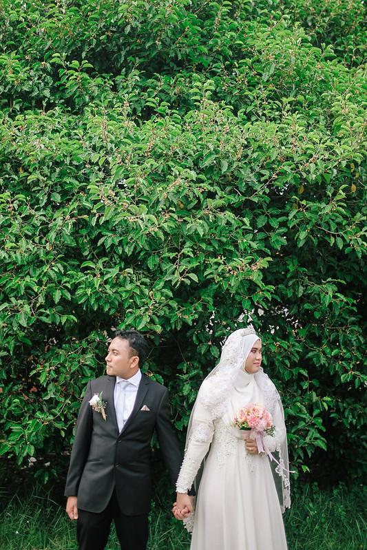 Fahmi & Sameera Reception