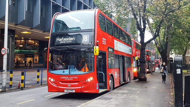 London Buses route 18