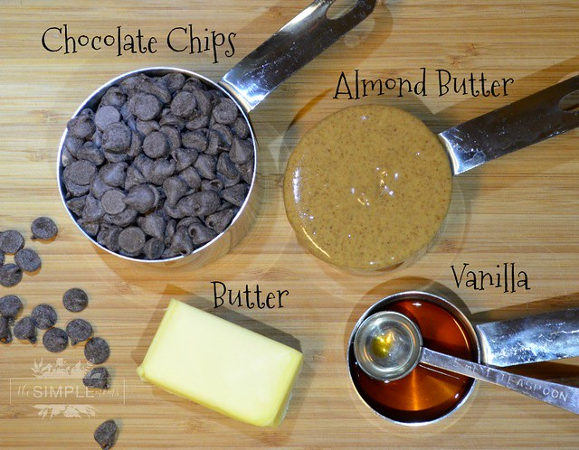 almond butter chex cereal muddy buddies ingredients on the SIMPLE moms