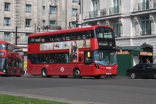 Arriva London HV304 LK17AHA