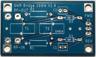 Sontheimer Bridge. 200 W version.