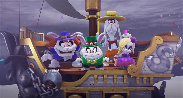 Süper Mario Odyssey - Broodal