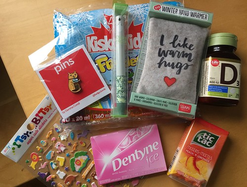 University care package ideas Canada