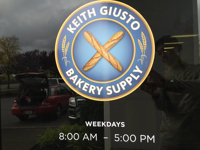 Keith Giusto Bakery Supply