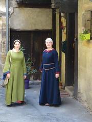 Medieval ladies in Alet les Bains  (19)