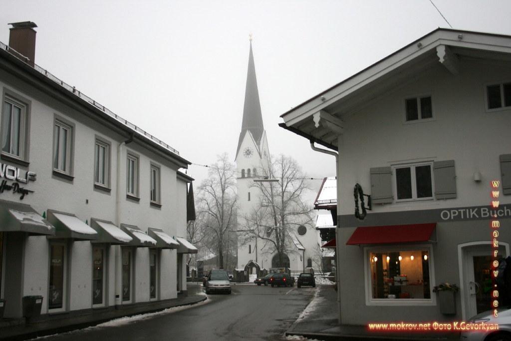 Мисбах — район в Германии фото достопримечательностей