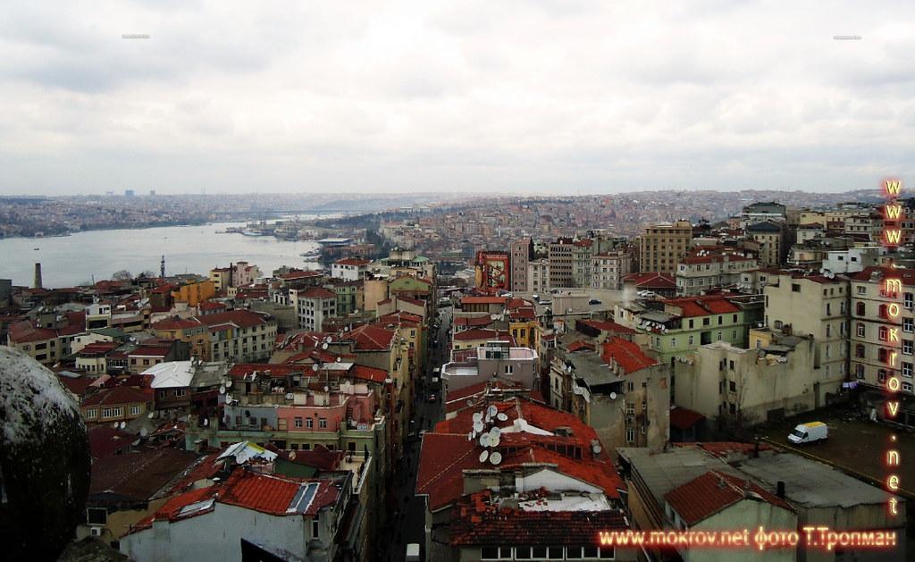 Исторический центр Город Стамбул — Турция фотографии сделанные днем и вечером