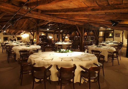 Salle à manger-Caserio-restaurant-Aspaldiko-Bilbao