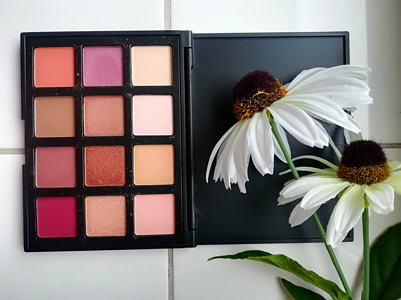SMASHIT COSMETICS 12 COLOUR EYESHADOW PALETTE MIX 2