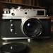 Zorki-4 35-mm. camera
