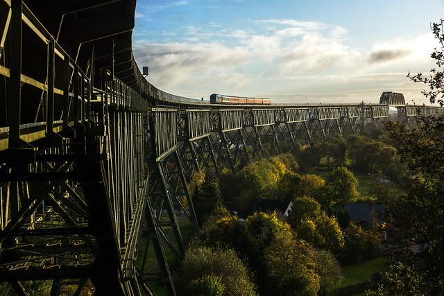 Kiel Canal Bridge