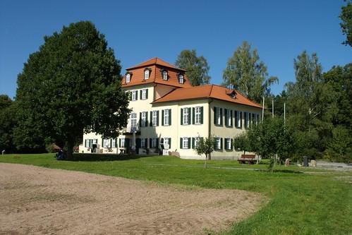 Hermannsfeld, Jagdschloss Fasanerie