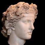 Testa di Dioniso - Horti Lamiani - Musei Capitolini Roma - https://www.flickr.com/people/94185526@N04/