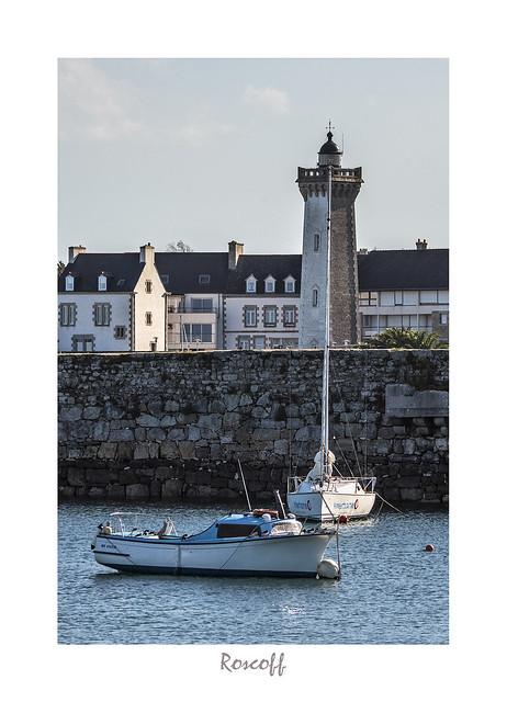 Périple en Finistère de Port Launay à Morlaix par la cote.