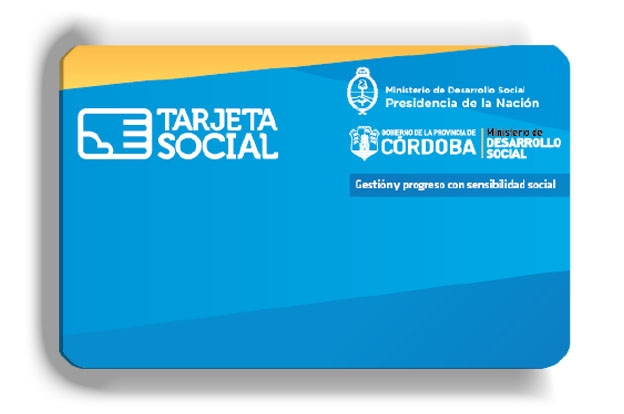 Tarjeta Social de Córdoba