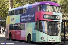 Wrightbus NRM NBFL - LTZ 1215 - LT215 - eBay - Clapton Pond 38 - Arriva London - London 2017 - Steven Gray - IMG_4960