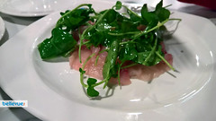 Hamachi Tuna Carpaccio at Taylor Shellfish Oyster Bar - Downtown Bellevue | Bellevue.com