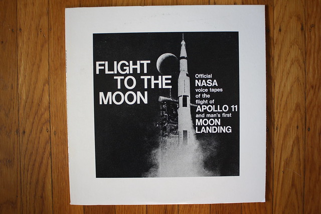 Flight To The Moon Record