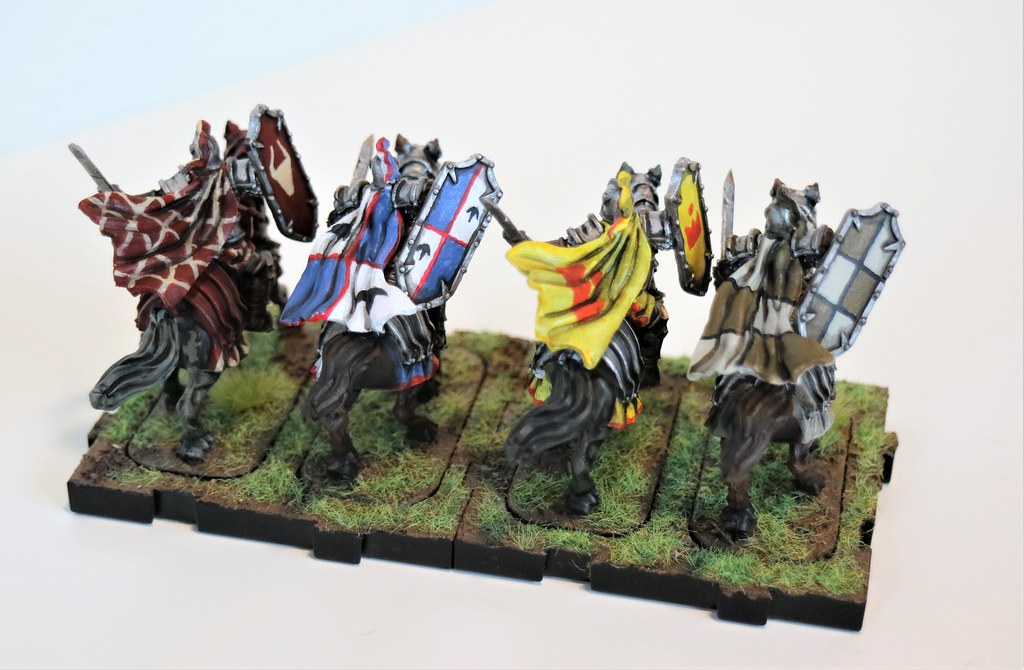 Runewars Miniatures Oathsworn Back