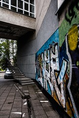 Graffiti, Vilnius, Lithuania