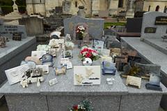Graveyard, Saint-Germain-de-la-Rivière - Photo of Saint-Ciers-d'Abzac