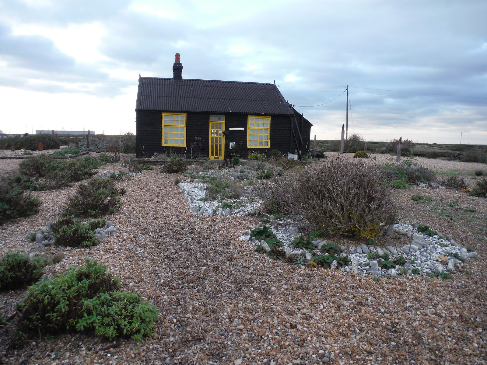 Prospect Cottage and Derek Jarman's Garden SWC 154 - Rye to Dungeness and Lydd-on-Sea or Lydd or Circular