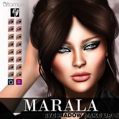 Altamura Marala Eyeshadow @ TCF