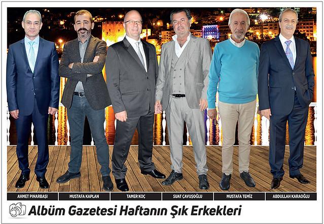 Ahmet Pınarbaşı, Mustafa Kaplan, Tamer Koç, Suat Çavuşoğlu, Mustafa Temiz, Abdullah Karaoğlu