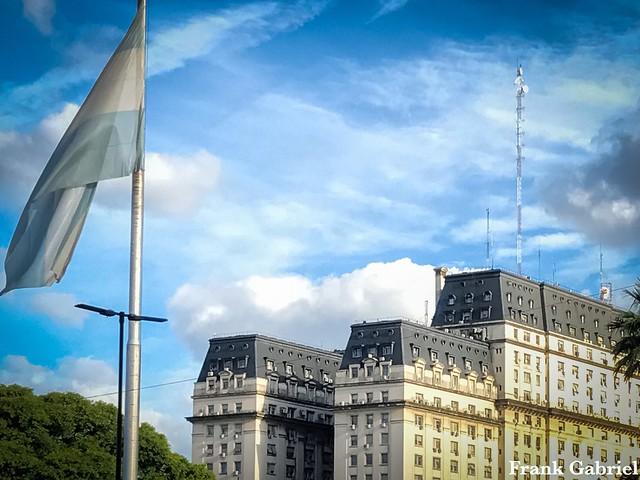 Libertador Building, Buenos Aires