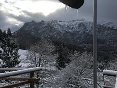 Wanderung mit dem Alpenverein am 26.11.17