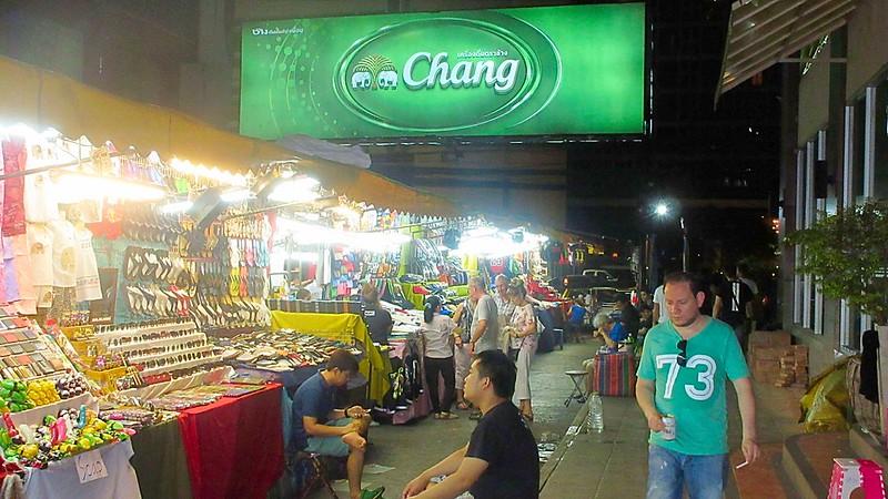 Patpong Road red light district Bangkok