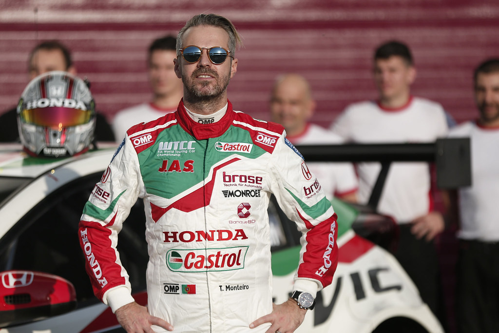 MONTEIRO Tiago, (prt), Honda Civic team Castrol Honda WTC, ambiance portrait during the 2017 FIA WTCC World Touring Car Championship race at Losail  from November 29 to december 01, Qatar - Photo Jean Michel Le Meur / DPPI